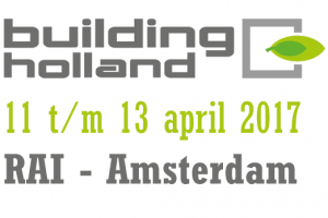 Isofinish op Building Holland 2017