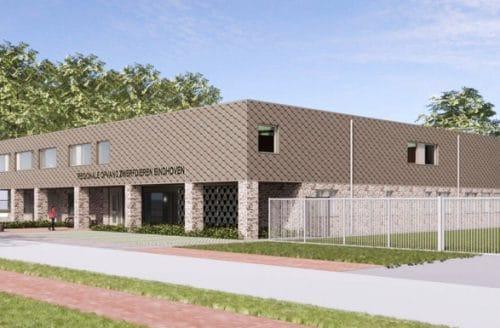 Dierenopvangcentrum-Eindhoven-ontwerp-MAG-architecten-gevel-isofinish-systeem