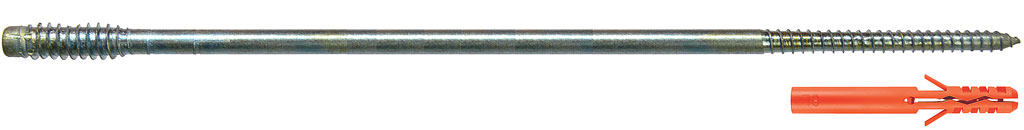 Borgh Facafix gevelschroeven-Isofinish-Systeem