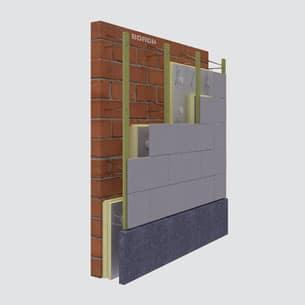 Gevelschroeven-nieuwbouw