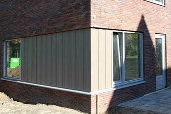 Nieuwbouw-Rivierenwijk-Deventer-Isofinish-gevel-detail